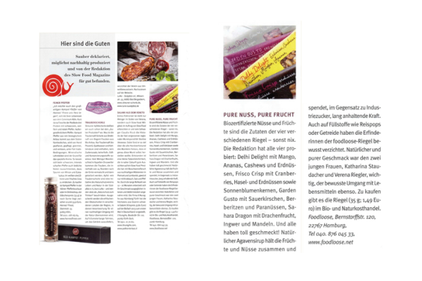 Slow-Food-Magazin