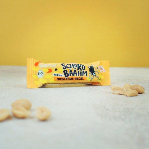 Peanut Organic Nut Cream Bar