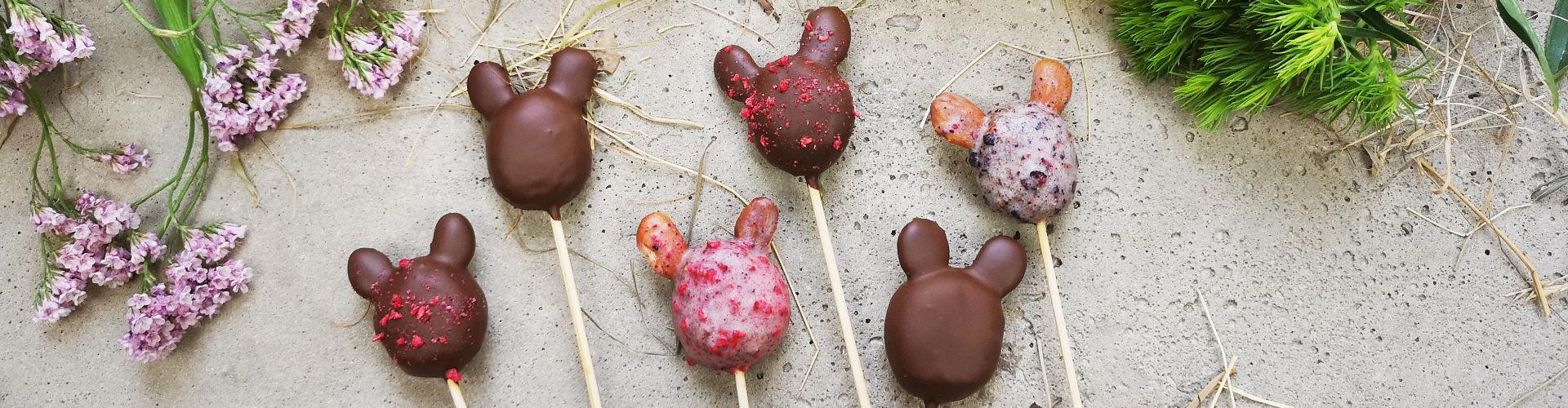 Karottenkuchen-Cakepops