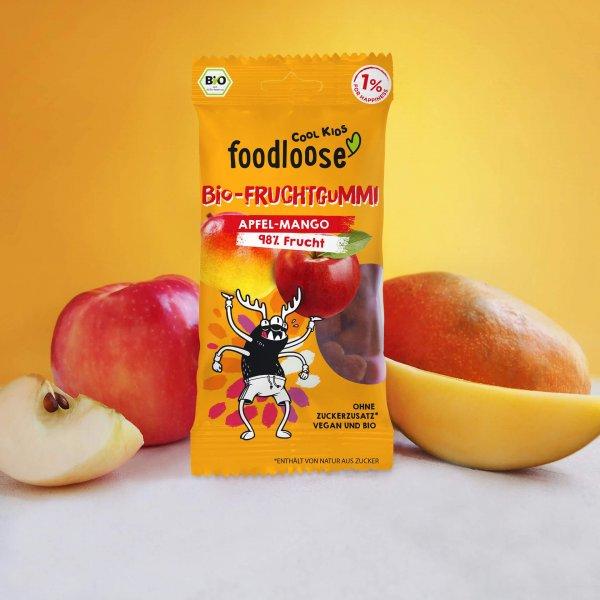 Mango Bio-Fruchtgummi