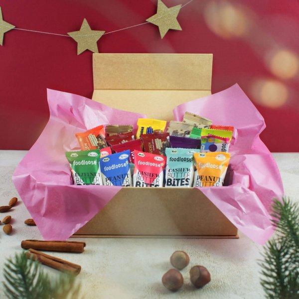 Weihnachts-Snackbox