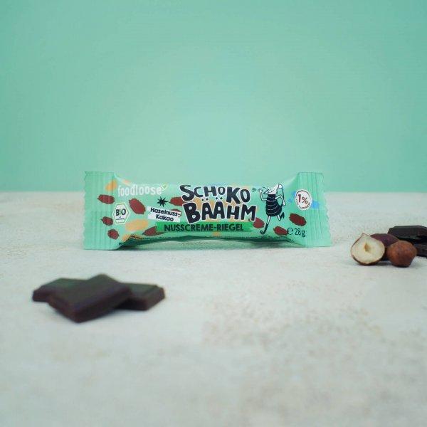 Hazelnut/Cocoa Organic Nut Cream Bar