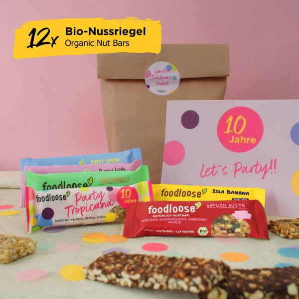 Limited Jubiläums-Paket