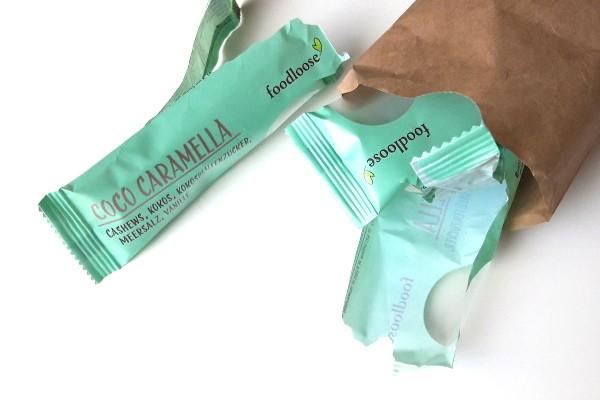 Coco-Caramella-Folienverpackung
