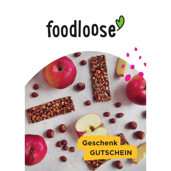 foodloose Geschenkgutschein