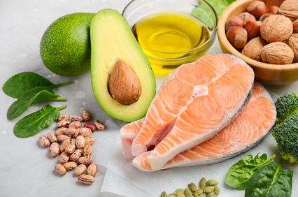 Lebensmittel-mit-gesunden-Fettsaeuren