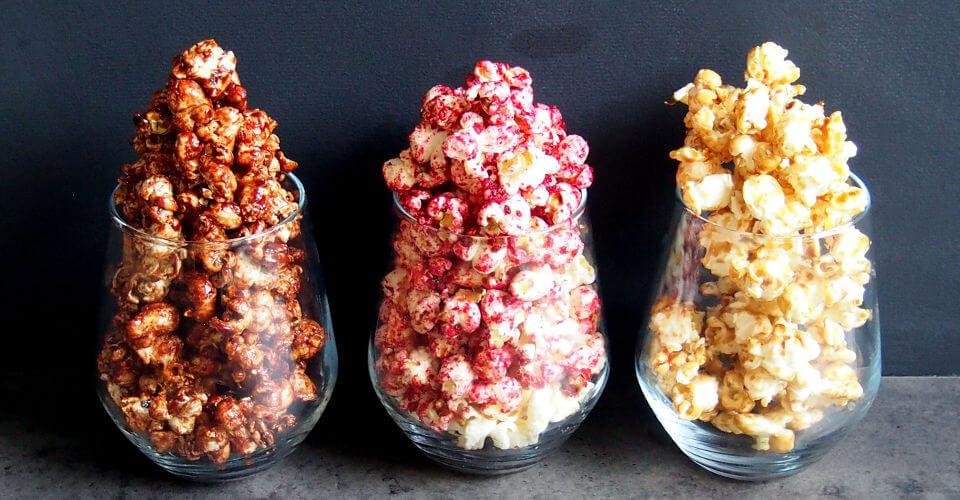 Buntes-Popcorn